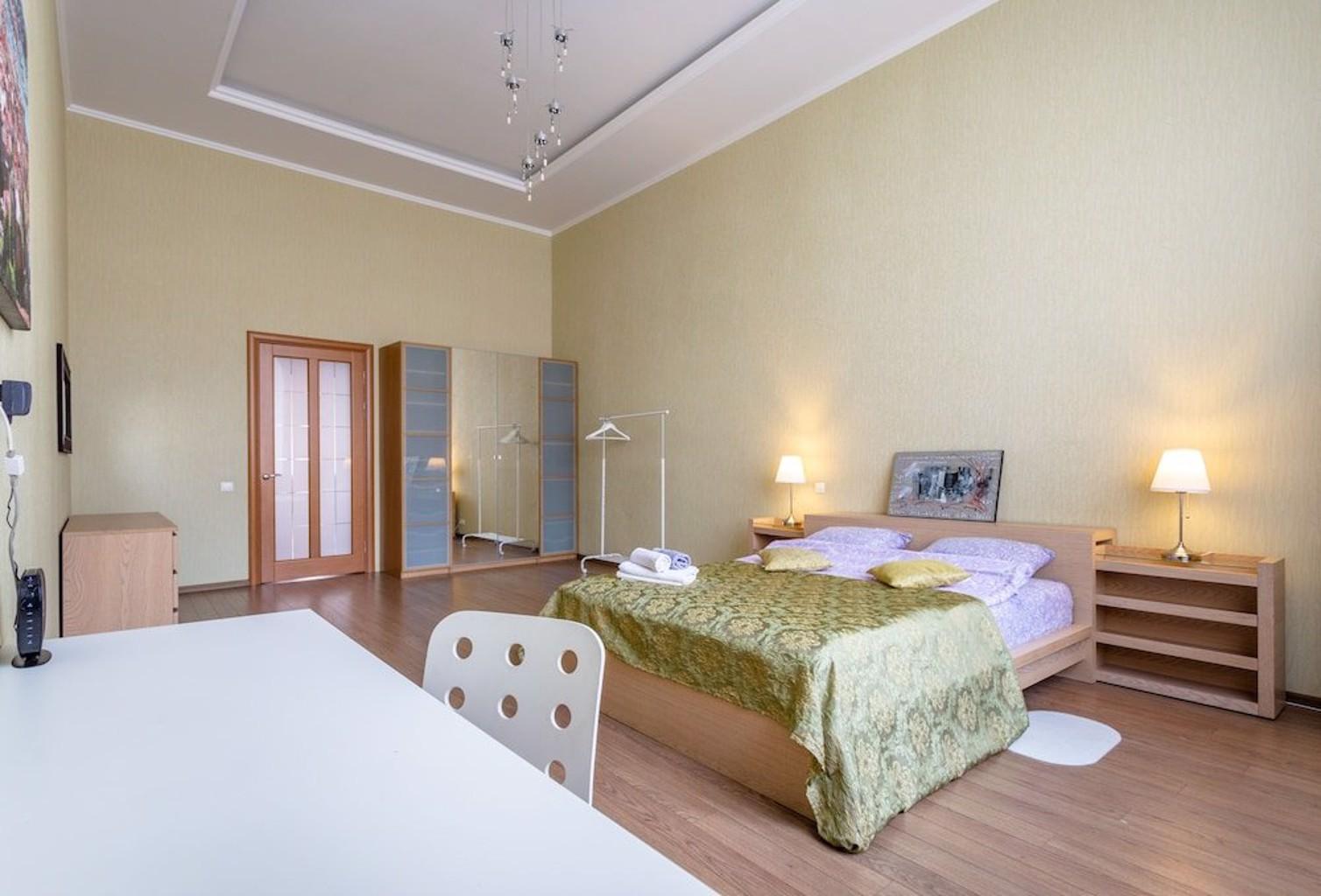 Large apartment on Pestelya 14