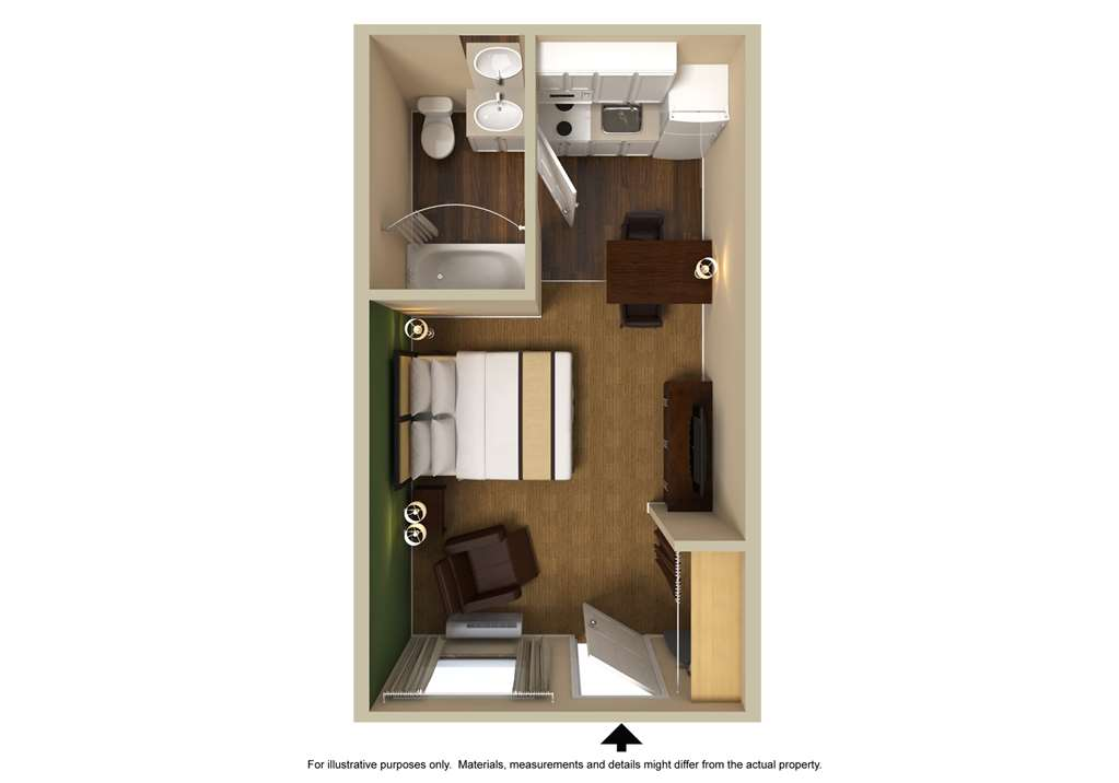 Gallery image of Extended Stay America Clearwater Carillon Park