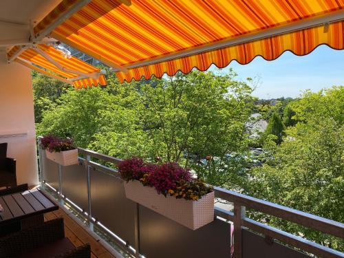 Apartment Im Zentrum Mit Balkon Ice Netflix 55 Zoll Tv Ultra Hd Vdsl