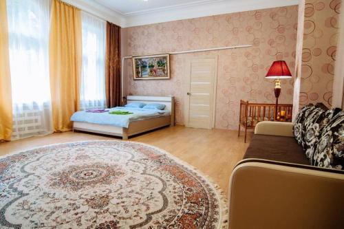 Apartment on Zhelyabova 19