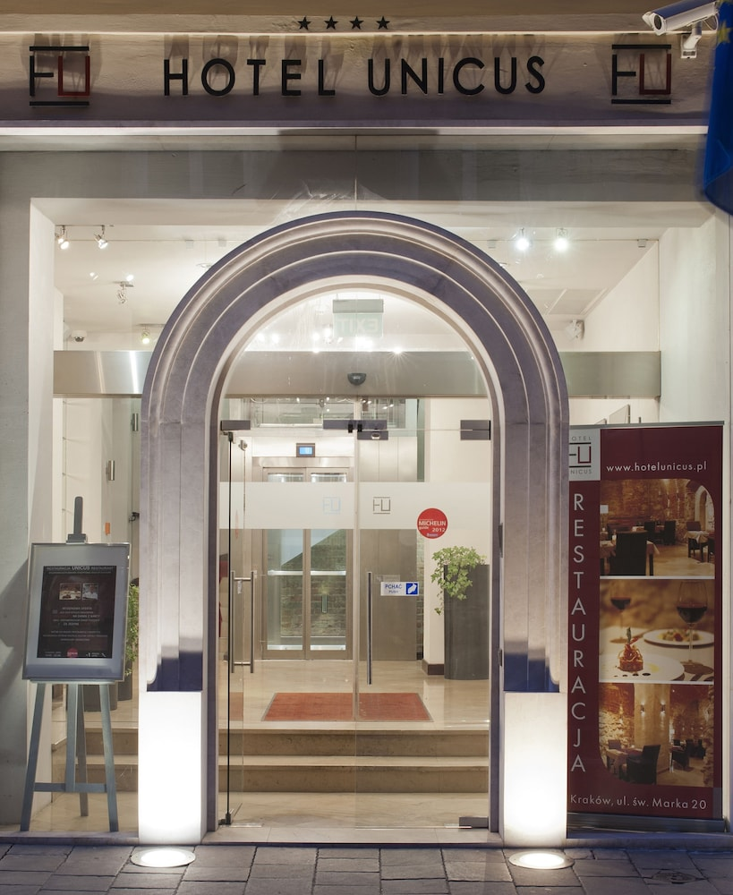 Hotel Unicus Krakow Old Town