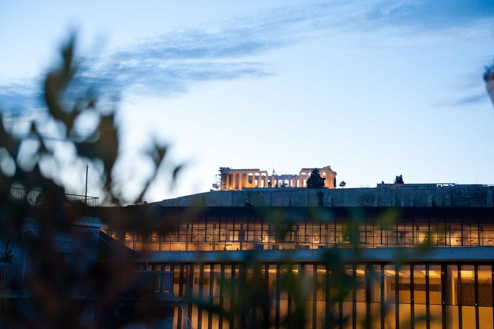 Acropolis View Deluxe Penthouse & Luxury Apartments