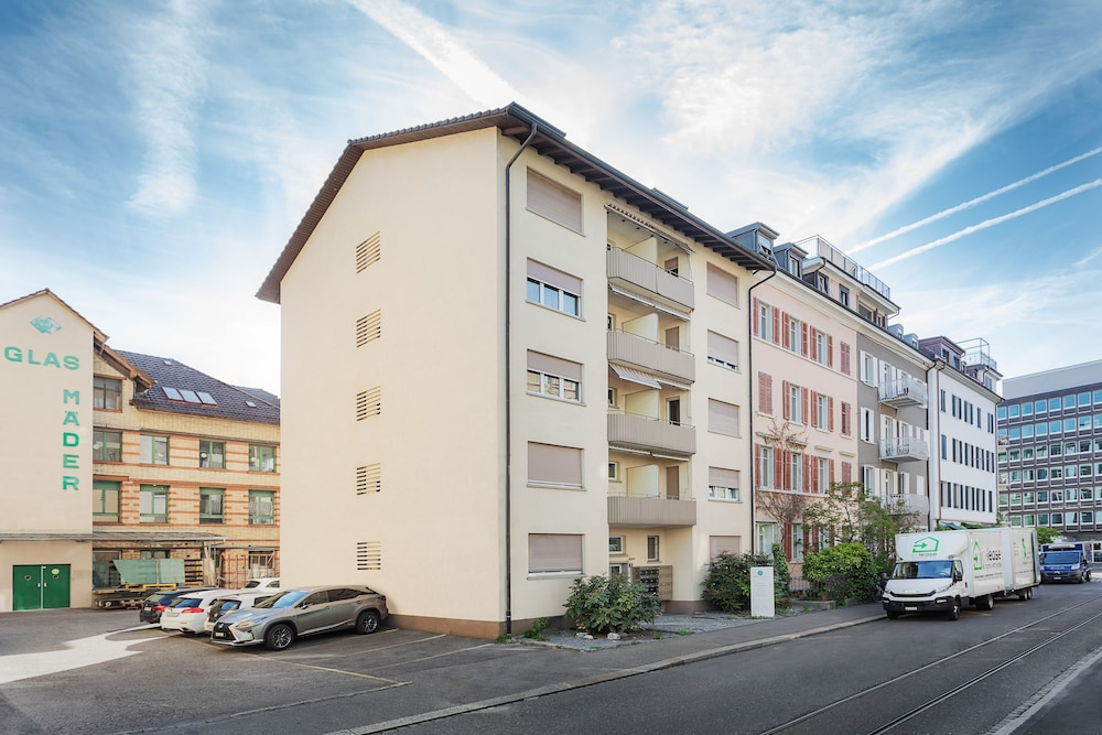 Visionapartments Zurich Freyastraße
