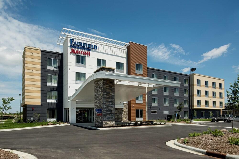Fairfield Inn & Suites Rochester Mayo Clinic Area St. Marys