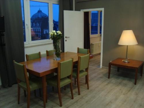 Apartments AMS Brussels Flats