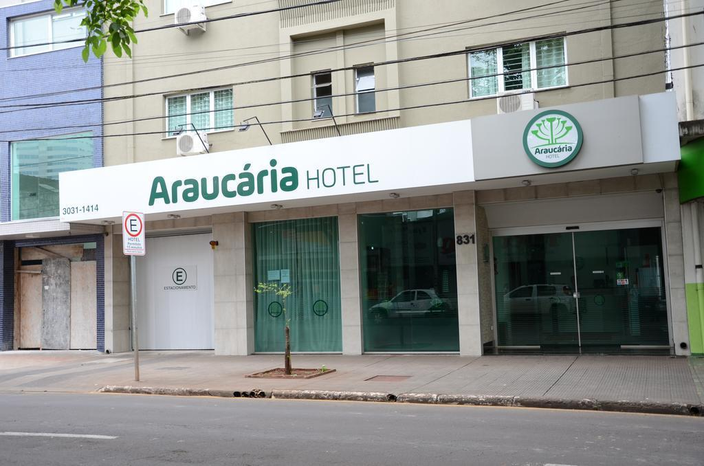 Gallery image of Araucaria Hotel Business Maringá