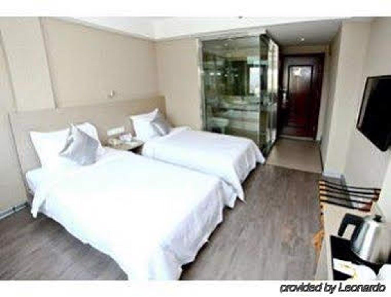 Super 8 Hotel Wuhan Zhong Nan Lu Fujiapo Station