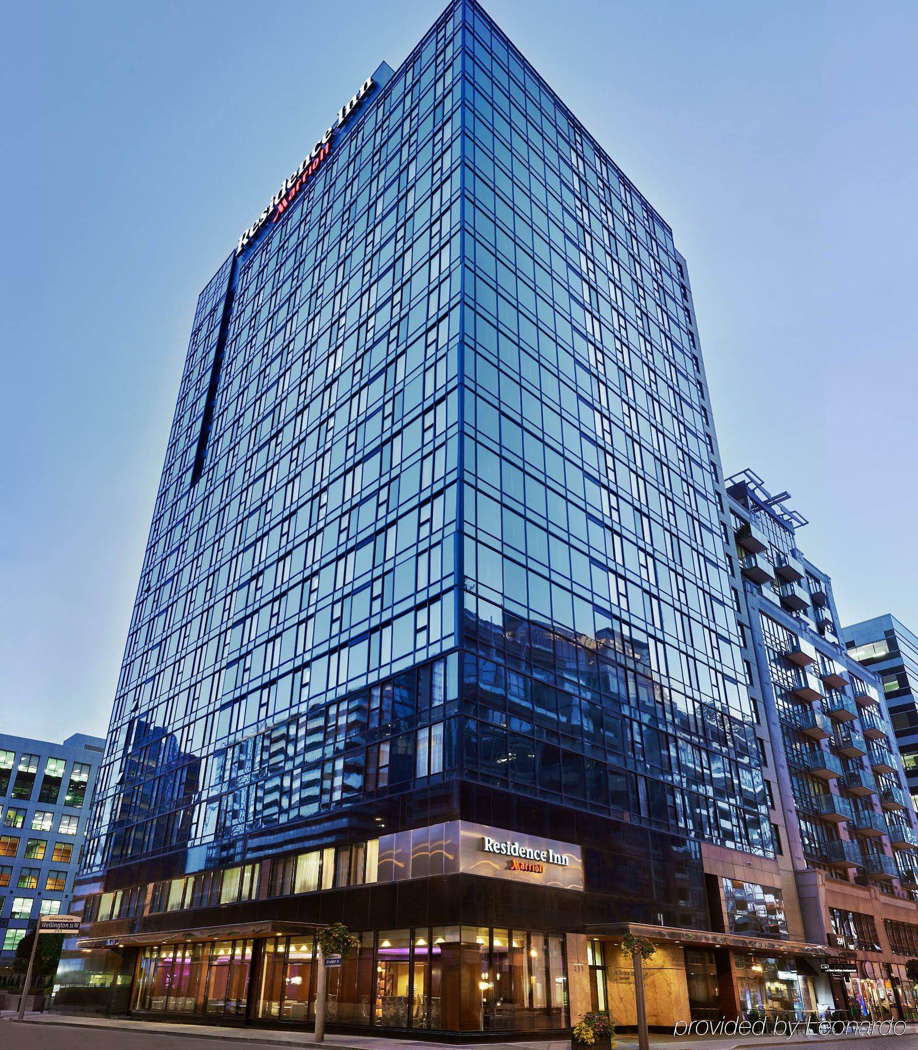 Residence Inn Toronto Downtown Entertainment District on