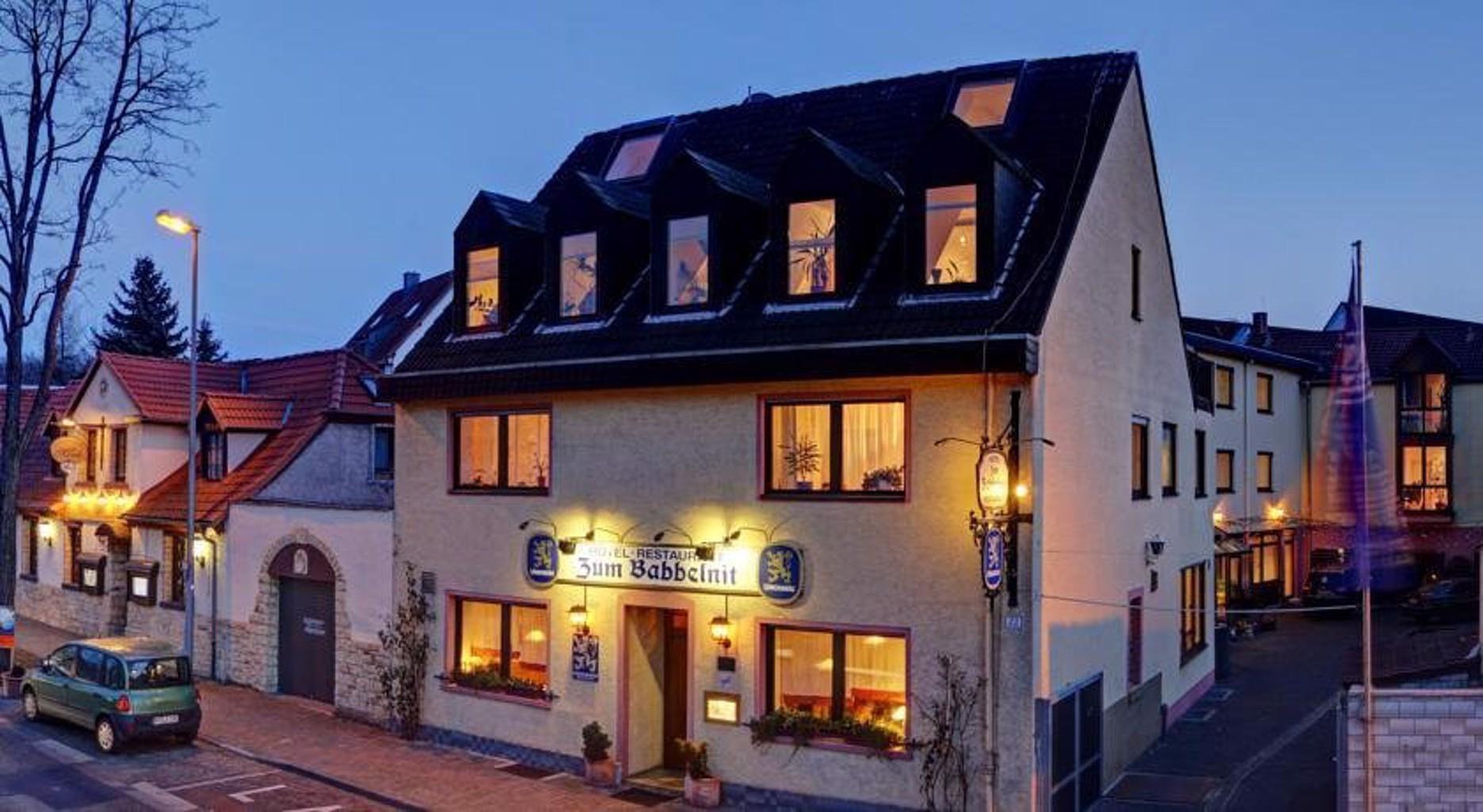 Hotel Restaurant Zum Babbelnit