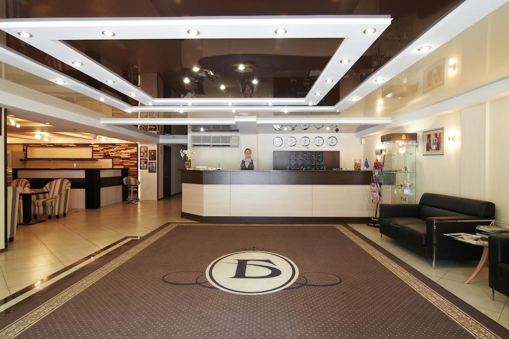 Gallery image of Beliy Gorod Hotel