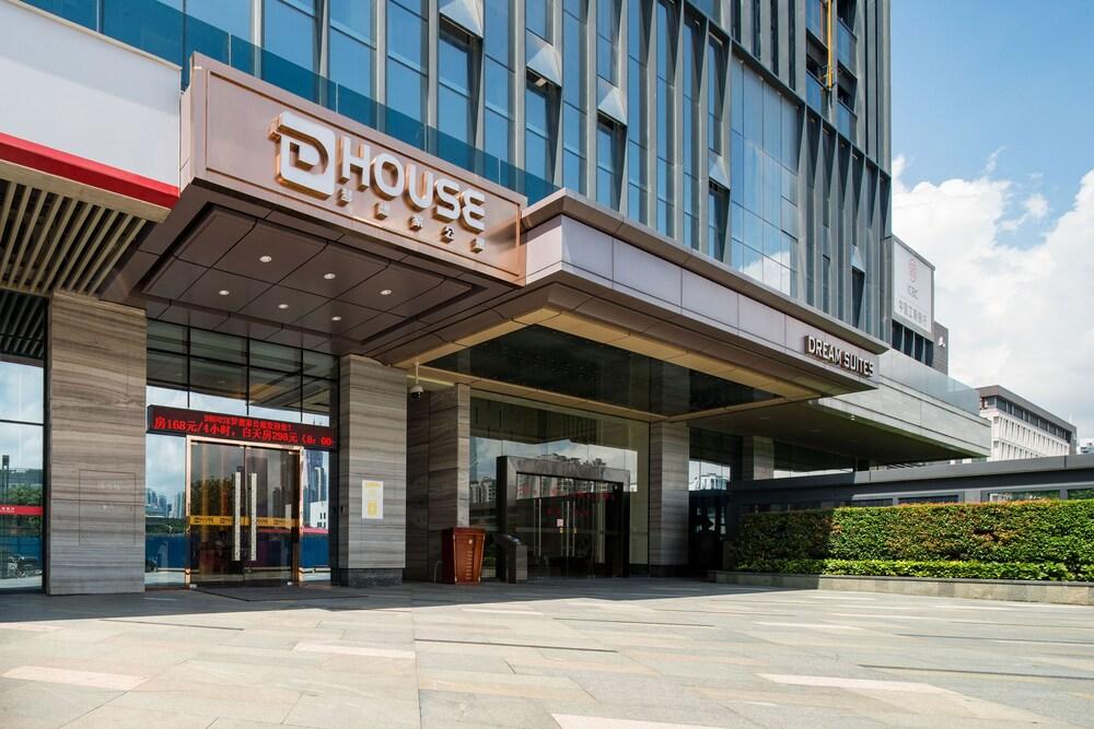 Shenzhen D House International Apartment