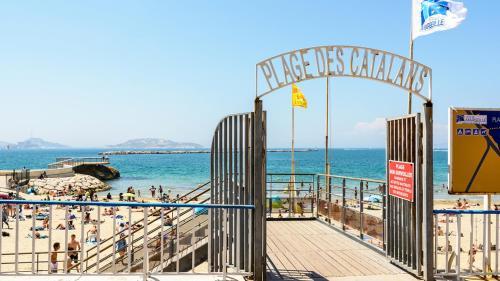 Superbe appartement idéalement situé: plage centre vieux port