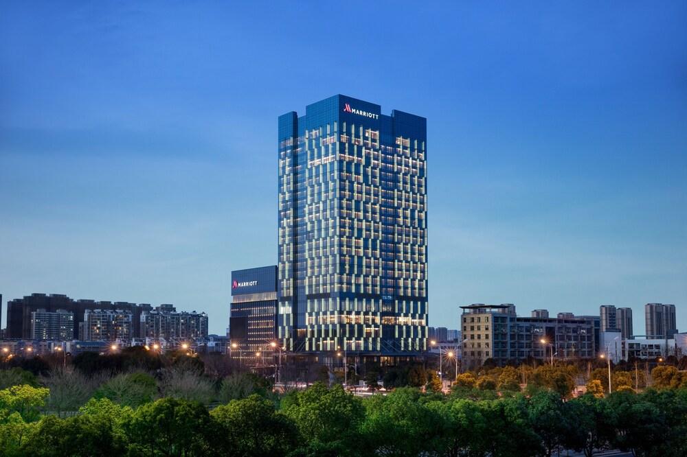 Marriott Nanjing South Hotel
