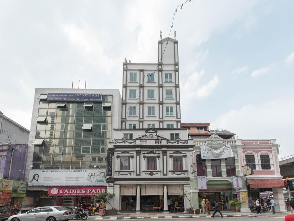 Oyo Rooms Central Market