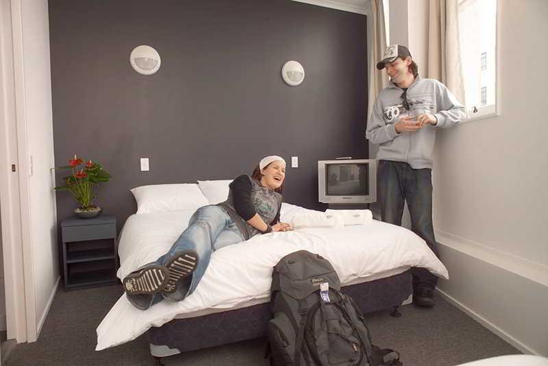 Nomads Capital Backpackers Wellington