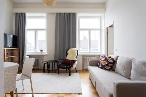 2ndhomes 1BR Apartment in Helsinki City Center