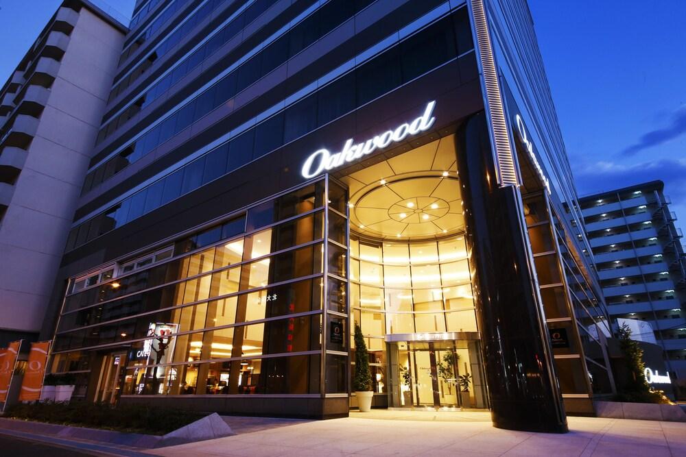 Oakwood Hotel & Apartments Shin Osaka