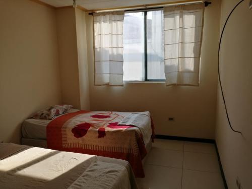Departamento de dos dormitorios en Barrio Hamacas