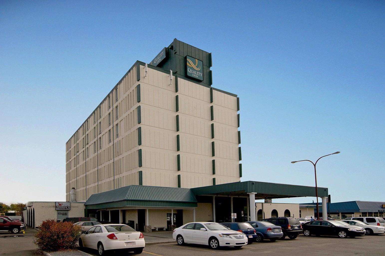 Quality Hotel Calgary Airport