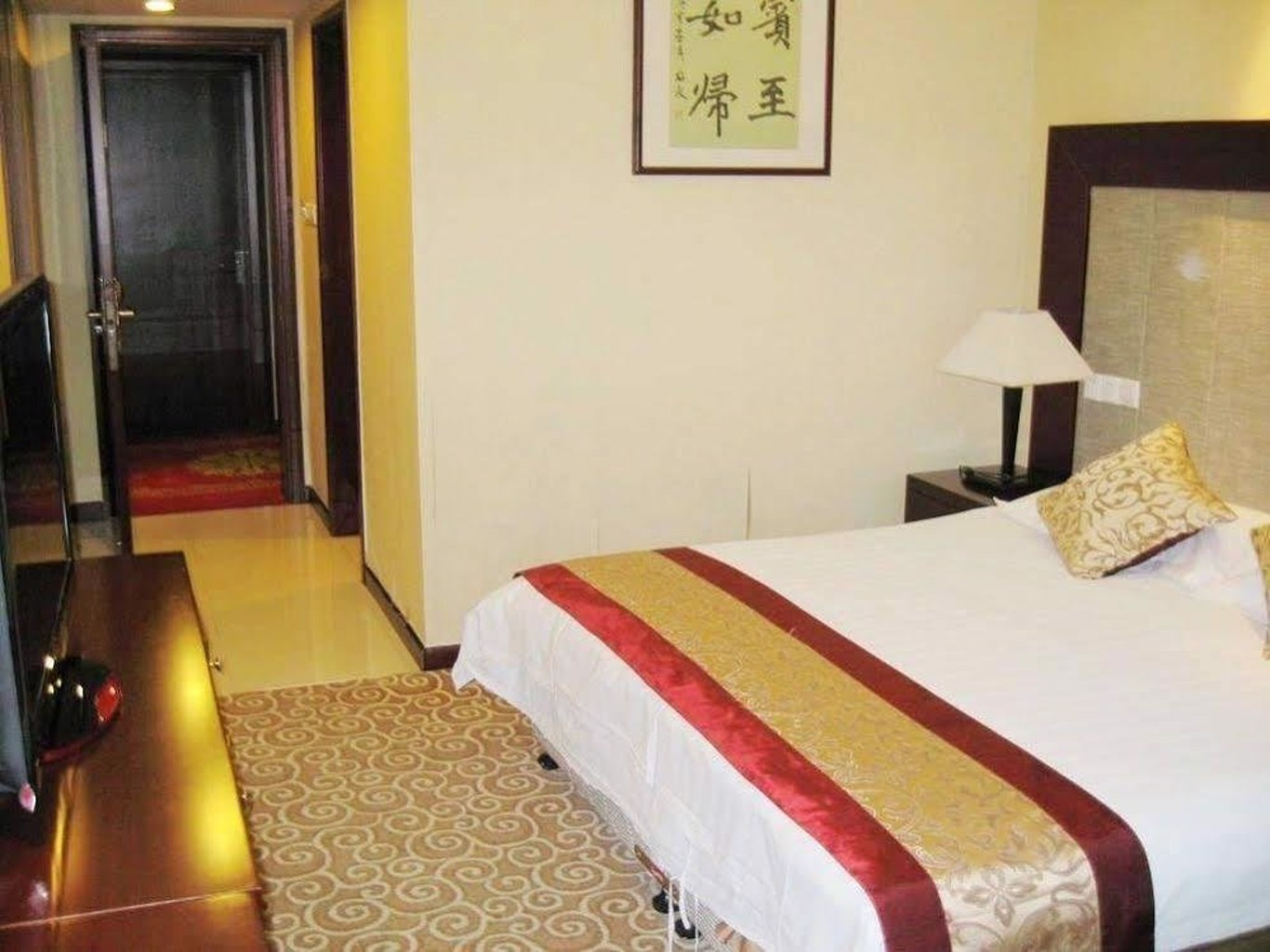 Great Wall Hotel Suzhou