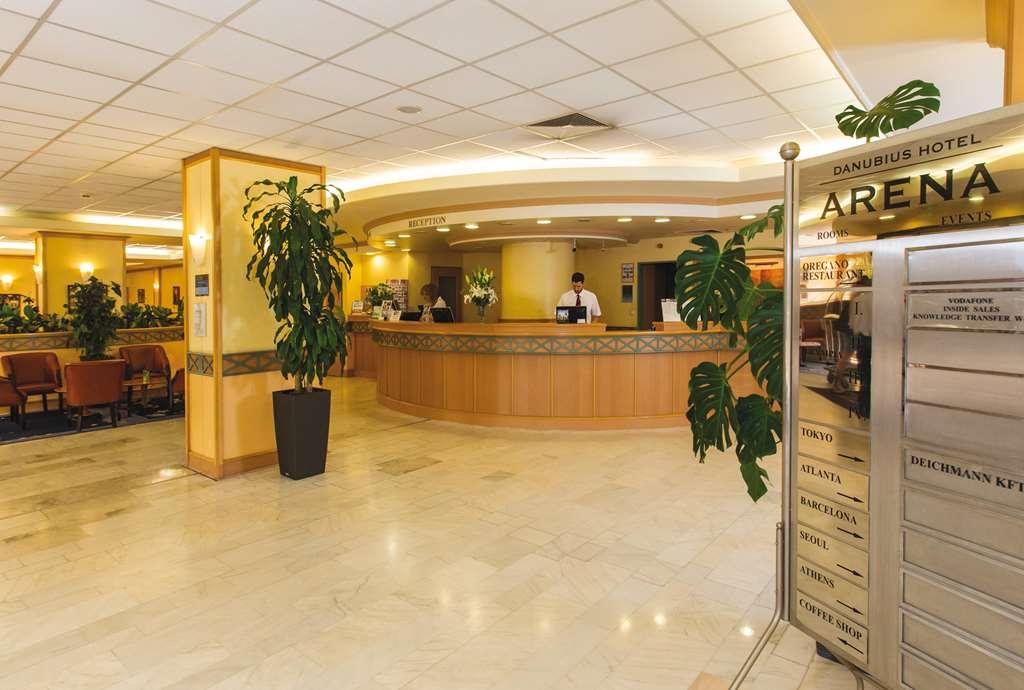 Gallery image of Danubius Hotel Arena