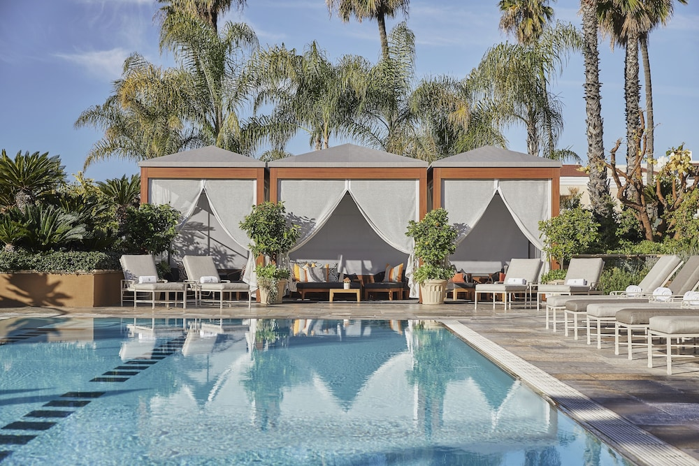 Four Seasons Hotel Los Angeles At Beverly Hills