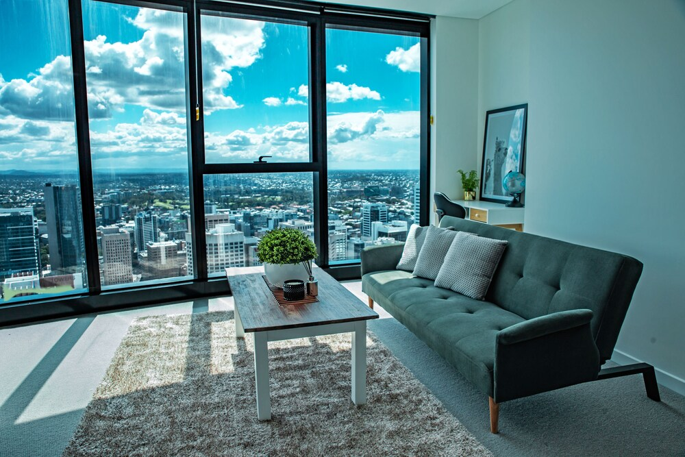 Fabulous Apartment In Heart of Brisbane