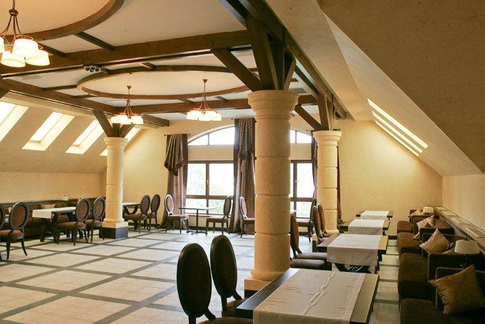 Gallery image of Vysokii Bereg Park Hotel