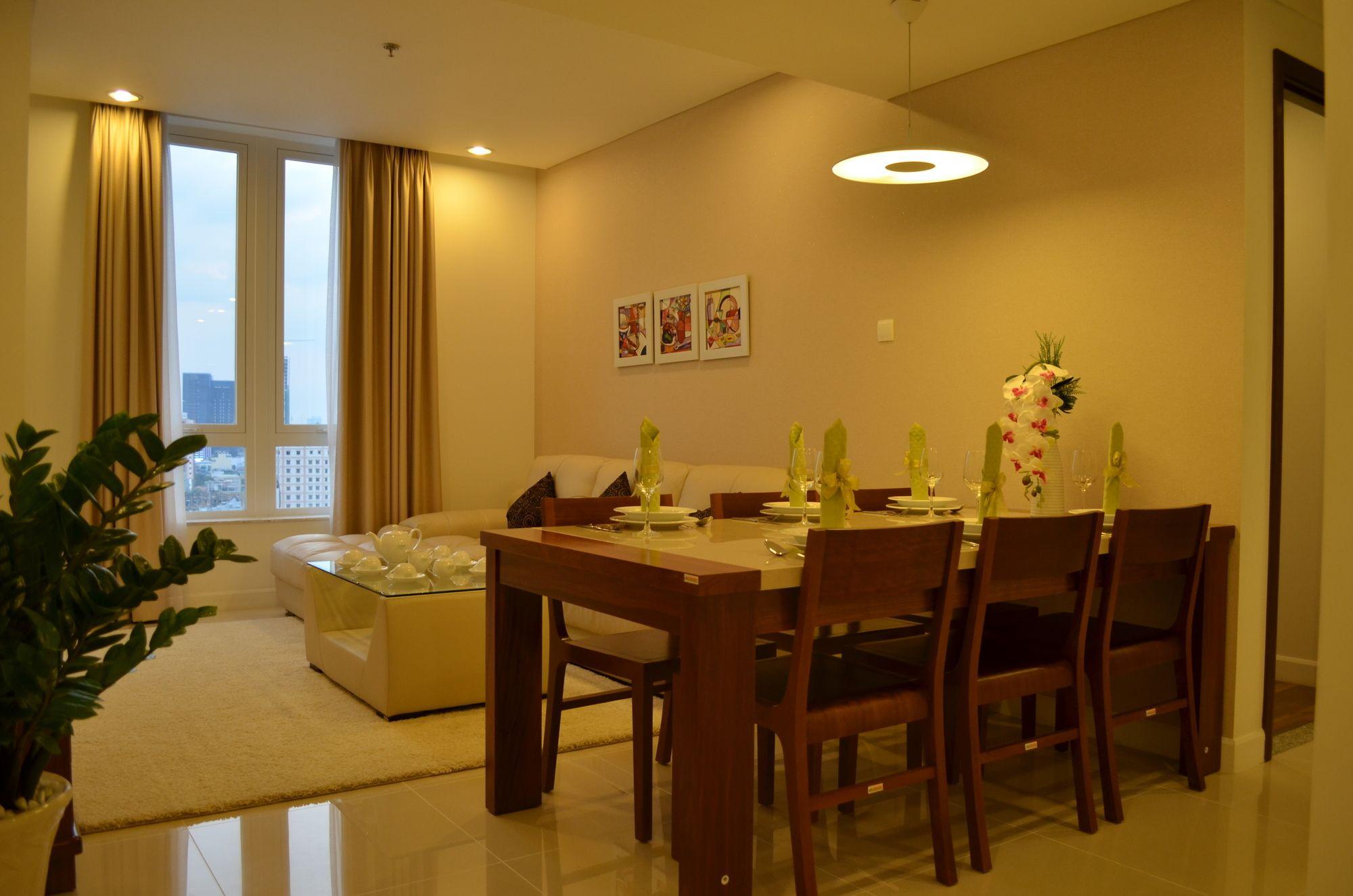 An Phu Plaza Serviced Apartment