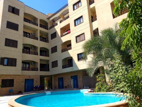Apartments in Almaz Plaza