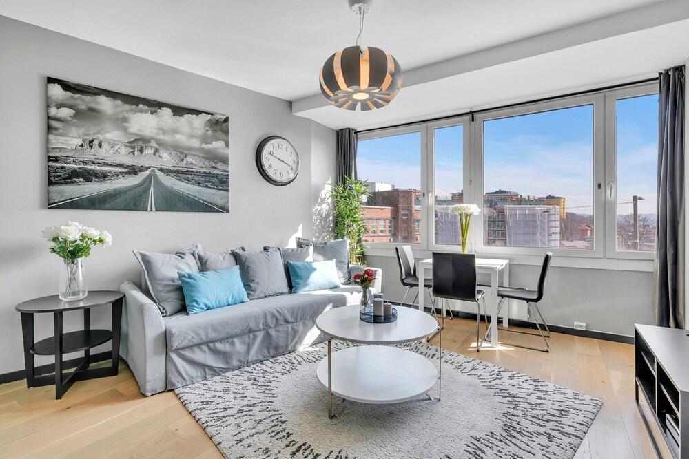 Forenom Serviced Apartments Oslo Rosenhoff