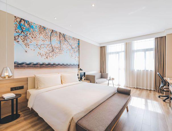 Atour Hotel Wujiang Fen Lake Suzhou