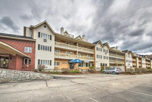 Lincoln Resort Condo 3 Mins to Loon Mountain