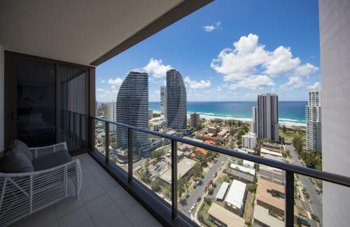 HomePlus Premier Apartments at 2663 Gold Coast Hwy Broadbeach