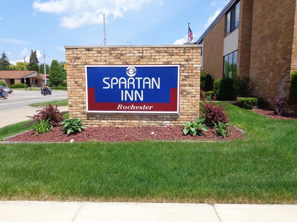 Spartan Motel Rochester