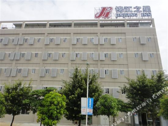 Jinjiang Inn Xiamen North Railway Station Jiageng Sports Stadium