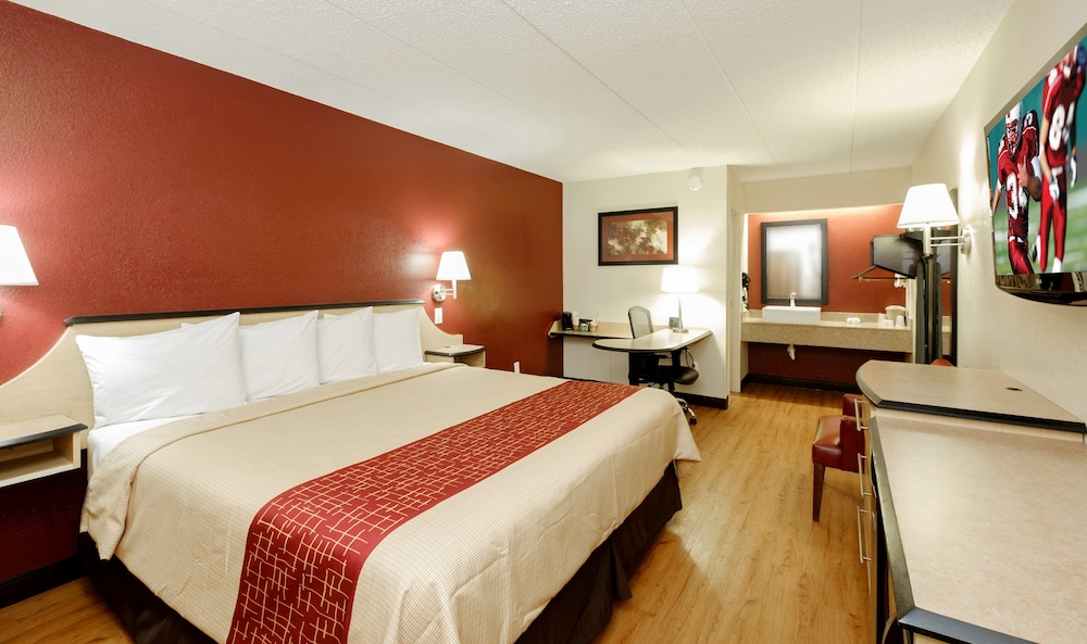 Gallery image of Red Roof Inn Columbus West Hilliard