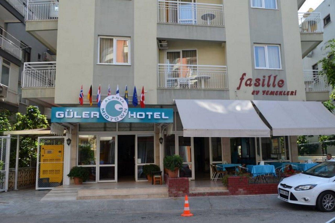 Gallery image of Guler Hotel