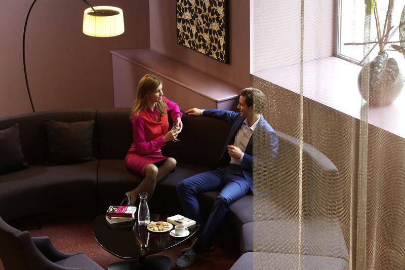 Adagio Vienna City Aparthotel (آداجیو وین سیتی آپارتوتل) Lobby