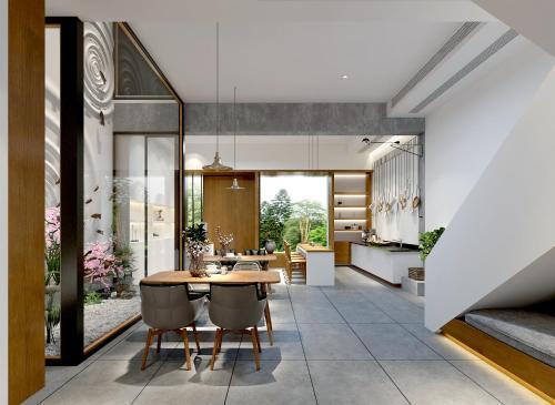 Shangxue Boutique House Xi'an