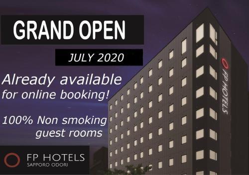 Fp Hotels Sapporo Odori
