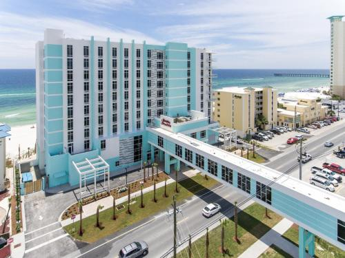 Hampton Inn & Suites Panama City Beach Beachfront