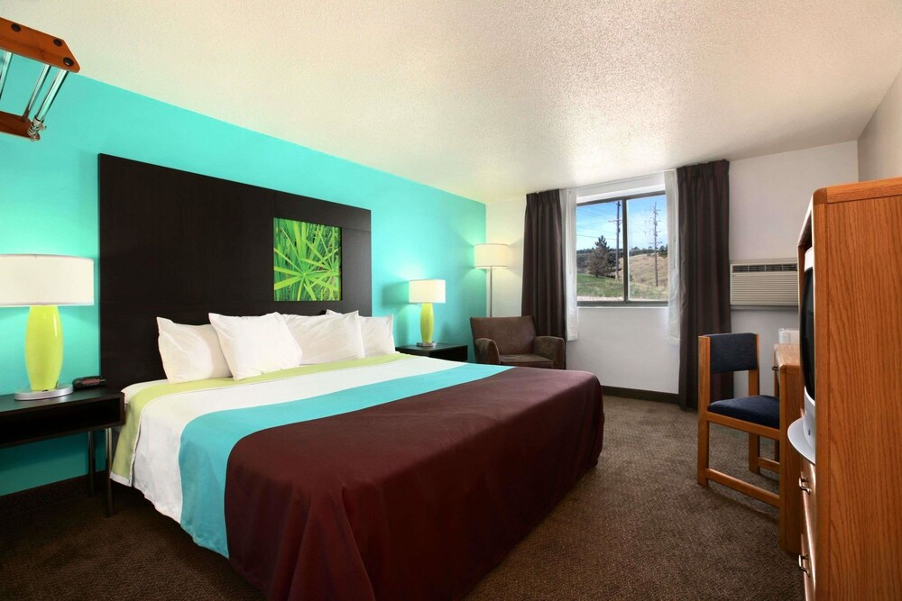 Gallery image of Super 8 by Wyndham Rapid City Rushmore Rd