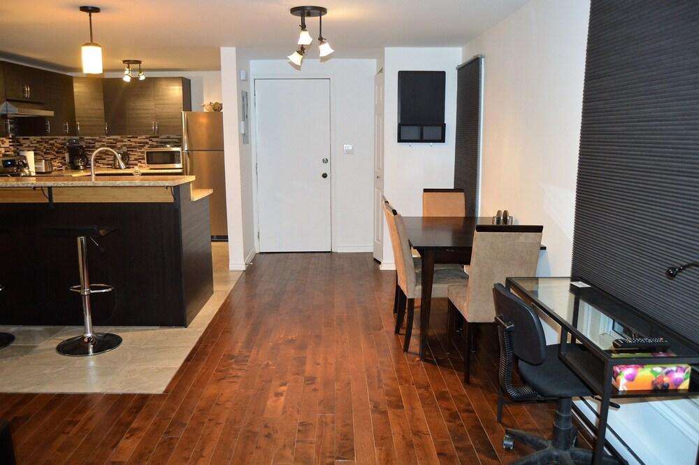 The Rock apartment mtlFlats