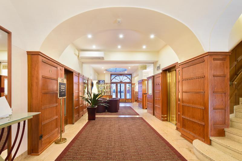 Austria Classic Hotel Wien (آوستریا كلاسیك هتل وین) Lobby