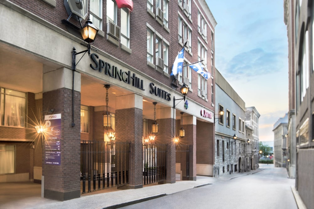 SpringHill Suites by Marriott Vieux Montréal Old Montreal