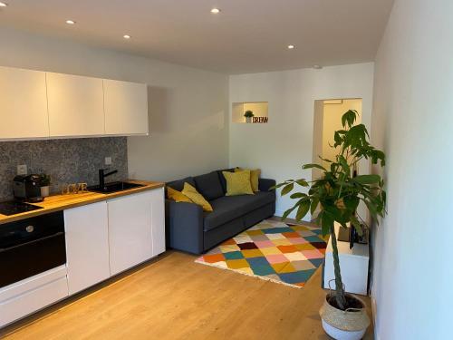 Appartement T2 cosy très calme 500m gare centre