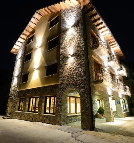 Hotel Los Nogales - Campo
