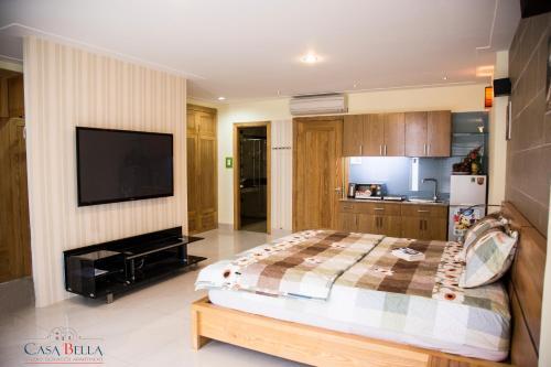 Casa Bella Studio Serviced Apartment