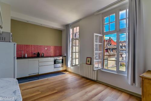 Appartement d'exception hypercentre de Strasbourg
